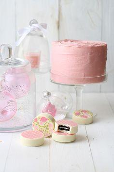 Pretty cakes ~♥♥♥~