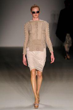 Mercedes-Benz Fashion Week Berlin DAWID TOMASZEWSKI Spring/Summer Collection 2014