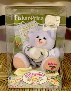 Briarberry Collection Bear Fisher Price Baby Brother Baby Joey Bottle New | eBay