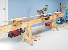Fantastic Tips Can Change Your Life: Essential Woodworking Tools Workshop woodworking tools diy link.Old Woodworking Tools Products best woodworking tools work benches. Diy Miter Saw Stand, Miter Saw Table, Mitre Saw Stand, Mitre Saw Bench, Router Table, Woodworking Desk, Woodworking Workshop, Woodworking Projects, Unique Woodworking