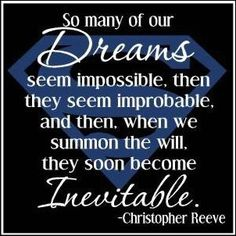 Christopher Reeve taught me this and other things he truly was Superman
