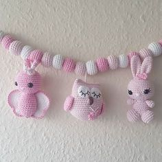 Crochet Teddy, Baby Girl Crochet, Crochet Patterns Amigurumi, Crochet For Kids, Crochet Dolls, Baby Rattle, Baby Design, Yarn Crafts, Baby Knitting