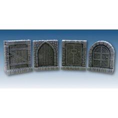 Portes simples II