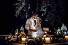 Lake Como Destination Wedding Photography for Marlene & Tiziano who celebrate their Love with a symbolic Ceremony in Villa Pietra Luna, Bellagio, Lake Como. Boho Wedding, Destination Wedding, Lake Como, Wedding Photography, Wedding Dresses, Celebrities, Villa, Amazing, Fashion