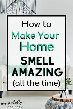 23 Brilliant Hacks to Make Your House Smell Really Good How to keep your house smelling good all the time naturally! These amazing fresh smelling home tips & hacks will work even with pets. Get ri Deep Cleaning Tips, House Cleaning Tips, Diy Cleaning Products, Cleaning Solutions, Spring Cleaning, Cleaning Hacks, Cleaning Supplies, House Smell Good, House Smells