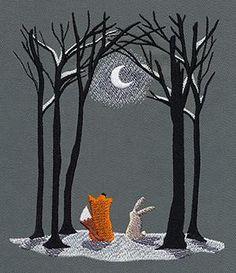 Moonlit Winter_image