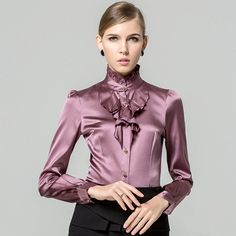 Real Silk Shirt GSC-007 USD204.83, Click photo to know how to buy and the discount