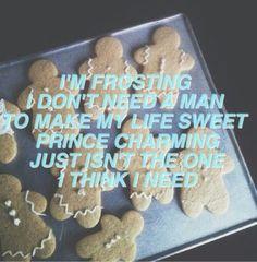 Gingerbread man!!❤❤❤