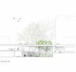 Ruusupuisto architectural competition winner. Alvar Aalto Museum. Check site www.alvaraalto.fi/ruusupuisto for author information