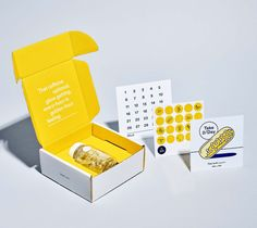 Ritual Packaging, Unboxing and Collateral Design on Behance Web Design, Design Food, Graphic Design, Bottle Packaging, Brand Packaging, Design Packaging, Custom Packaging Boxes, Packaging Ideas, Collateral Design