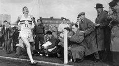 The First 4-Minute Mile: Roger Bannister