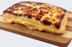 Uppgradera din ostmacka – upptäck brödet som egentligen är en ost