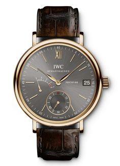 Fancy - IWC Portofino Hand-Wound Eight Days Watch