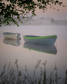 Loch Rusky, peace and quiet...