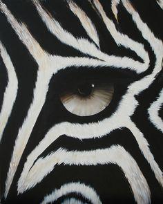 Elaine Murphy - Diamond Zebra