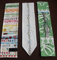 Bookmarks for Ibbybee Swap by Jacquie G, via Flickr