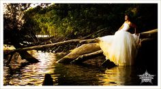Trash the Dress Wedding Photography | The Bridal Boudoir Affair