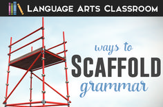 Scaffold grammar lessons and provide students with meaningful instruction. Jumping into a grammar lesson with little framework for students will create problems. Grammar belongs in discussions about literature, writing, and speech. It cannot be taught for a few minutes and never explicitly connected to the rest of class. Teachers can weave grammatical terminology into the rest of class, but this may not be a natural action for ELA teachers. Hopefully after reading this, you have specific…