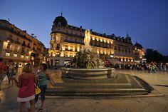 Montpellier - Place de la comedie #placedelacomedie