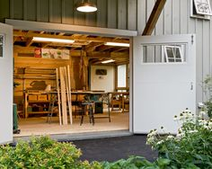 Traditional Garage And Shed Back Staircase Design, Pictures, Remodel, Decor and Ideas - page 2