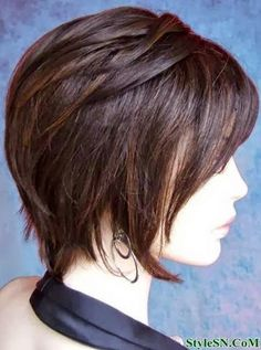 Straight Hairstyles 2016 with Edgy Pixie
