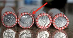 Valuable Coins That Could Be Hiding in Your Change You don't need to find a Revolutionary War-era coin to make a fortune from your change. These eight valuable coins could be hiding in your pocket right now.Days Like These Days Like These may refer to: Rare Coins Worth Money, Valuable Coins, Valuable Pennies, Old Coins Value, Change Jar, Make Millions, Coin Worth, Coin Values, You Loose