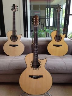 Tale of 3 Jumbos (Somogyi and Kostal content) - The Acoustic Guitar Forum