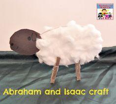 Abraham and Isaac craft
