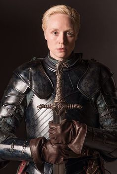 The mighty Brienne