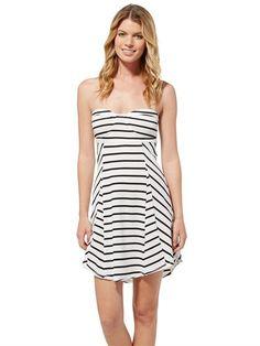 WBS3At My Side Dress by Roxy - FRT1