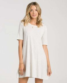BILLABONG DRESSES IN MY MIND SHIRT DRESS