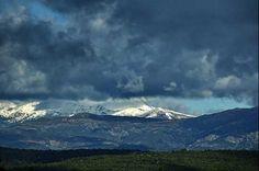 the mountains of gennargentu in sardinia italy #Sardegna #Italia