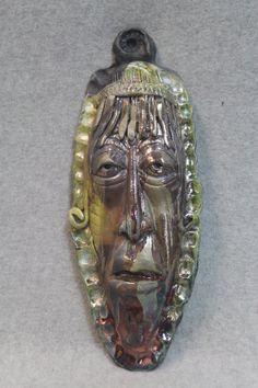 raku masks | African Raku Mask number 5 by julianopottery on Etsy