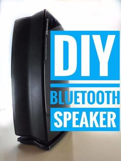 60W DIY BLUETOOTH Speaker 48h Runtime: 5 Steps (with Pictures)