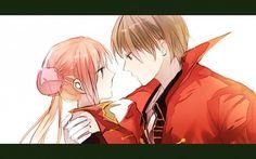 anime, gintama, and kagura 이미지