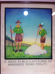"""""""It seems to be a class A drug sir"""""""
