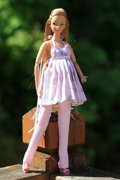 Summer Pink by DollyKnickers, via Flickr