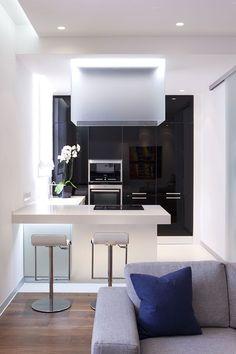 entrare e trovare la cucina open space sulla sinistra - Cerca con ...