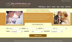 Welcome to BlackWhiteHub.com --The Best Interracial Online Dating & Black and White Dating Site.