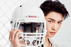 EXO's Lay for Cosmopolitan China's 23rd Anniversary | Photographed by Yu Cong ❤️