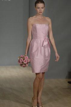 cute bm's dress