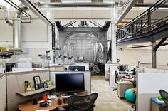 Google'ın ofisi