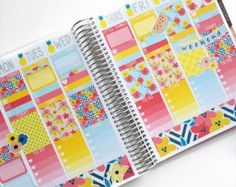 planner stickers – Etsy