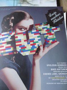 CUT Magazin von Stoffwerkdesign auf Etsy