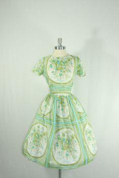 Summer Dress Vintage