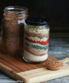 Jamaican Jerk Seasoning – Save money and make your  own homemade  Jerk Spice, it is quick to put together and can be easily costumized for personal preference.