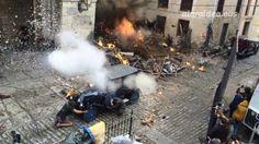 "June 11, 2015 - aiaraldea.eus TVNews: Artziniega continues to bomb, ""Guernica""…"