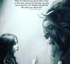 Would you?... Beauty And Beast Quotes, Beauty And The Beast, Disney Princess Quotes, Disney Quotes, Disney Posters, Movie Quotes, True Quotes, Bff Quotes, Real Quotes