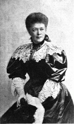 Bertha Von Suttner - First Woman Peace Activist And First Woman To Be Awarded Nobel Peace Prize