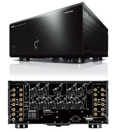 Yamaha AVENTAGE MX-A5200 11-Channel Power Amp Audiophile, Sound & Vision, Yamaha, Channel, Amp, Pump, Listening To Music